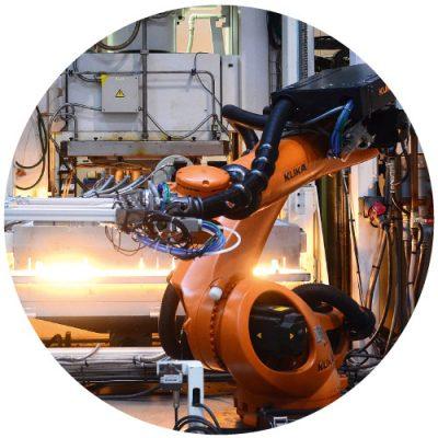 Fabrication de machines & équipements